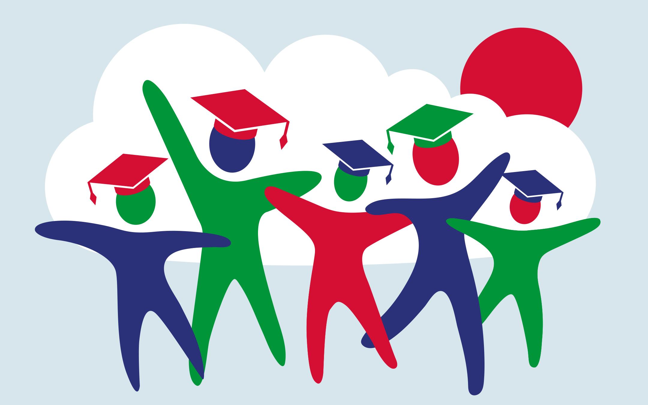 Omscholen vergroot de kans op een nieuwe baan