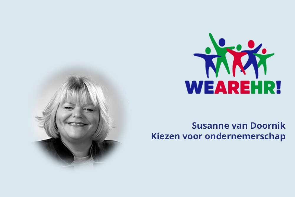 Susanne van Doornik - WEAREHR! Ondernemerschap